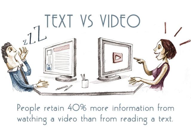 Text_vs_Video