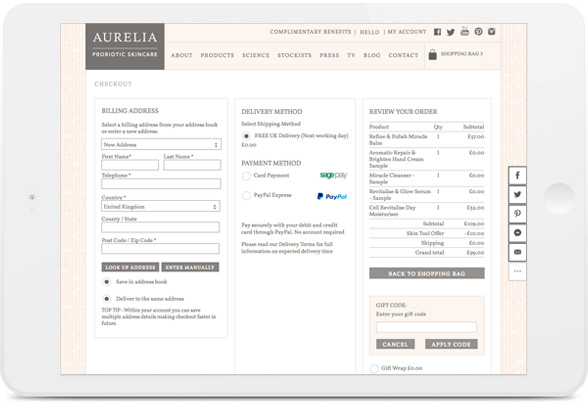 aurelia-one-page
