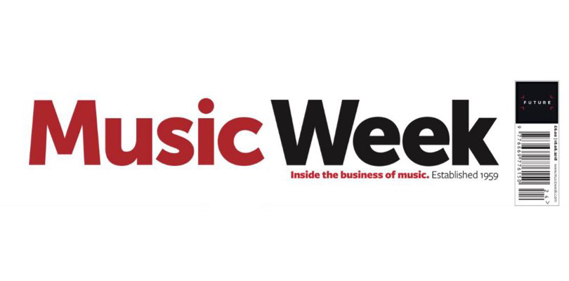 Music Week Reactive Graphics