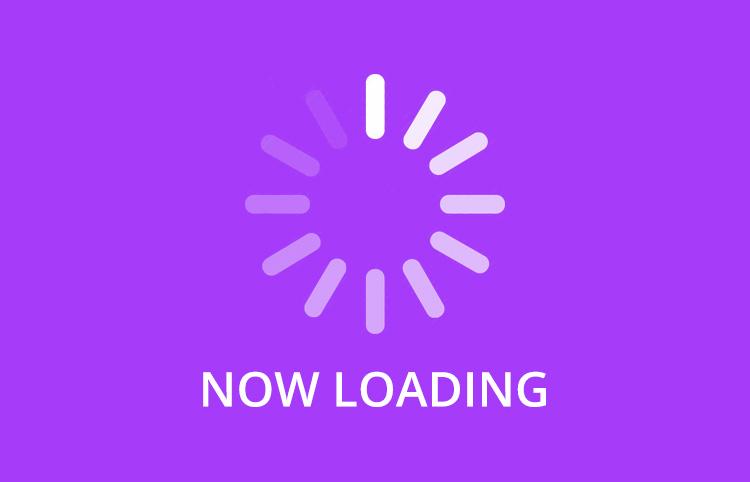 now loading new website blog image
