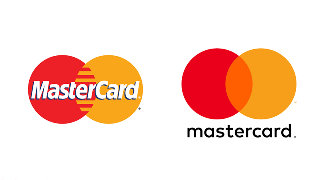 mastercard old and new logo