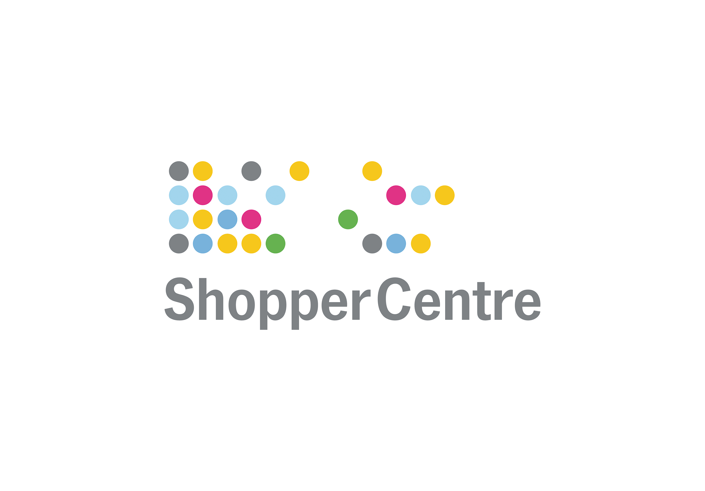 2019 –  Shopper Centre: Brand identity