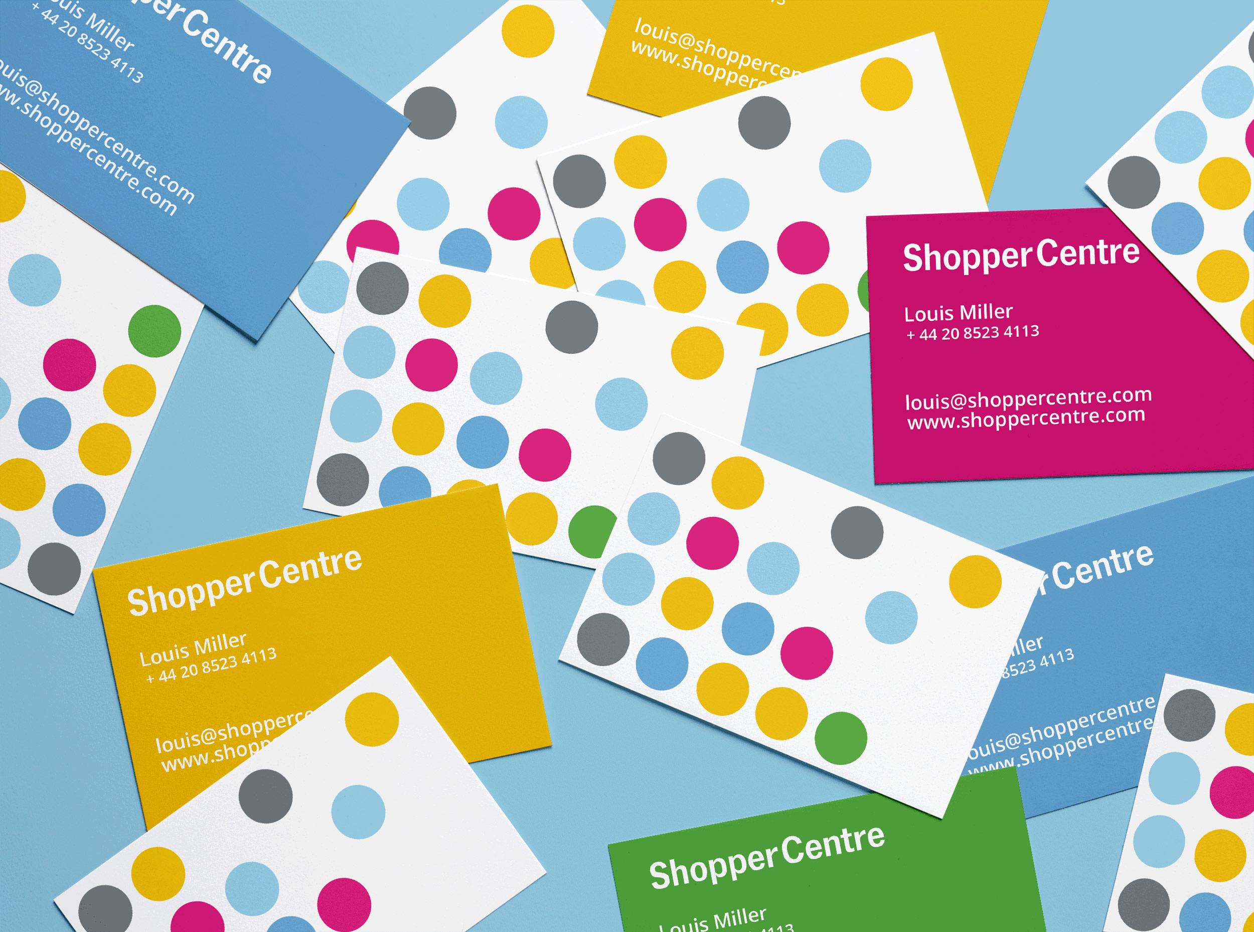 ShopperCentre brand identity
