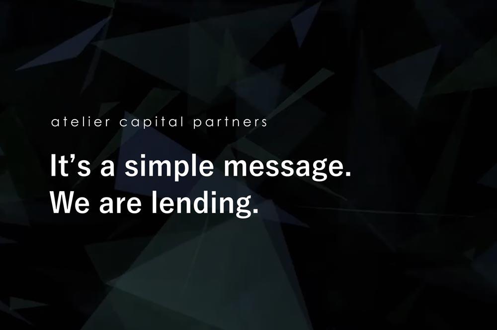 <span>Atelier Capital Partners</span> <br>Website design