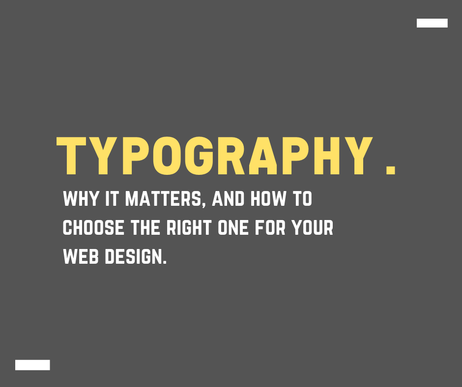 typography graphic