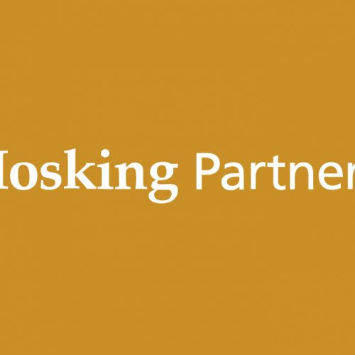 Preview image for web design London finance company Hosking Partners