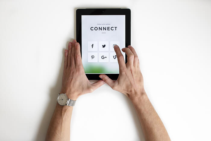 social media marketing stay connected with your audience