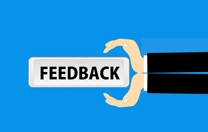 things customers want to see Testimonials and Feedback