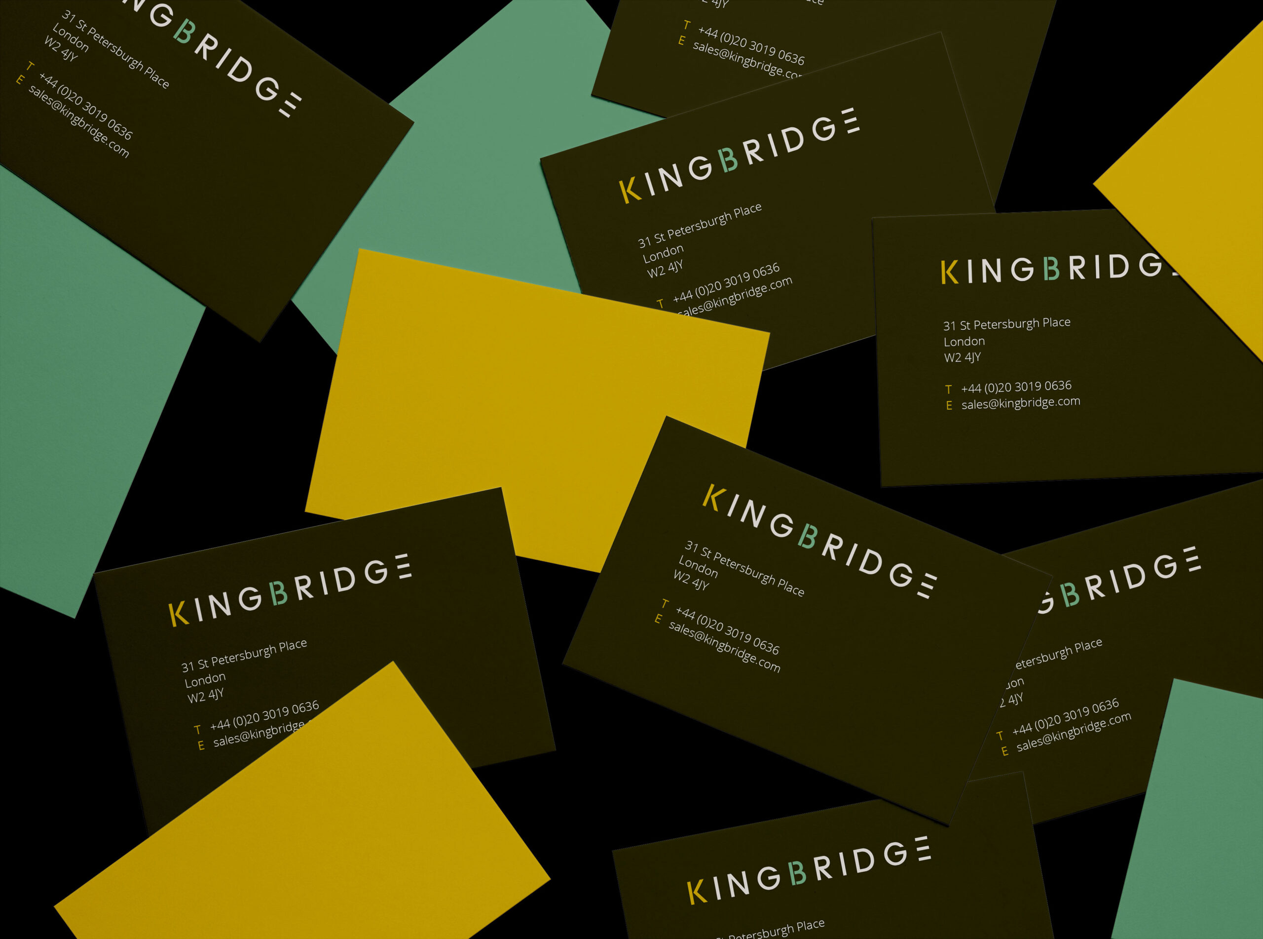 property business cards
