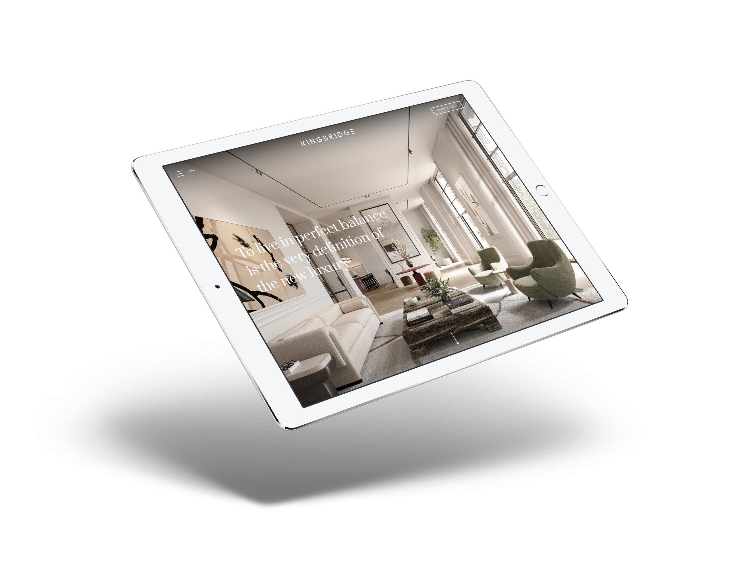 property web design